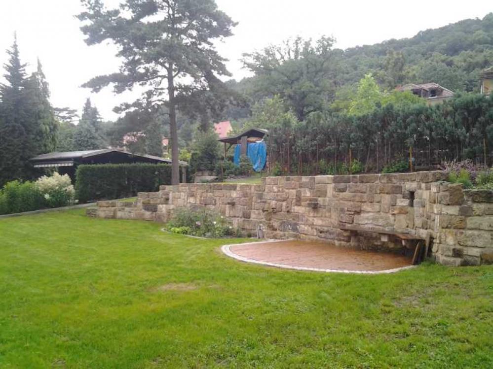 Gartengestaltung  nach Abschluss